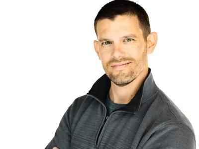 Professional Headshot - Male on white background